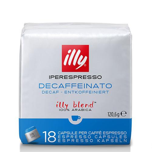 Illy Iperespresso Decaffeinato capsules
