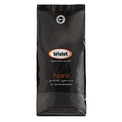 Bristot Tiziano koffiebonen 1kg