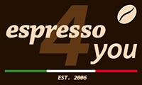 Espresso4You.nl Logo