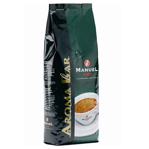 Manuel Caffe Aroma Bar koffiebonen 1kg