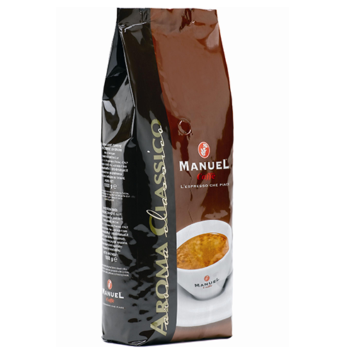 Manuel Caffe Aroma Classico koffiebonen 1kg