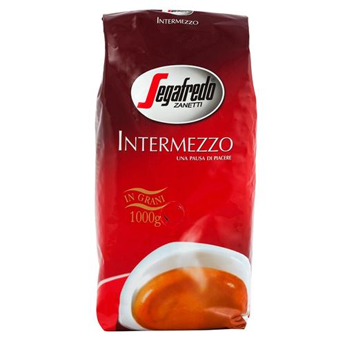 Segafredo Intermezzo koffiebonen 1kg