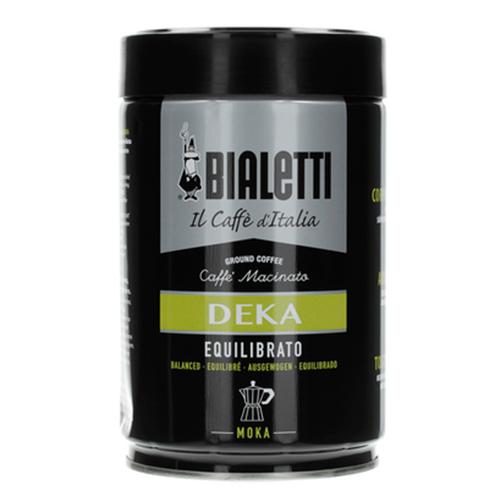 Bialetti Deka cafeïnevrije gemalen koffie 250gr