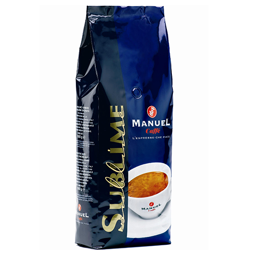 Manuel caffe Sublime koffiebonen